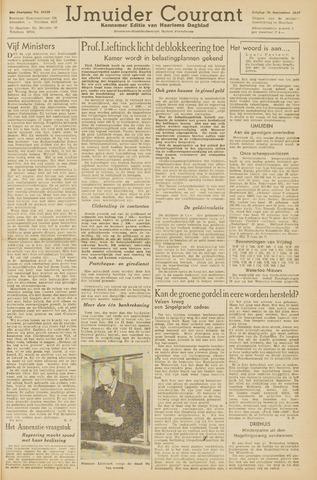 IJmuider Courant 1945-09-28