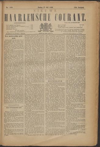 Nieuwe Haarlemsche Courant 1890-07-27
