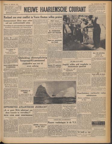 Nieuwe Haarlemsche Courant 1951-02-23