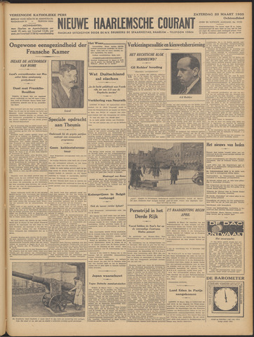 Nieuwe Haarlemsche Courant 1935-03-23