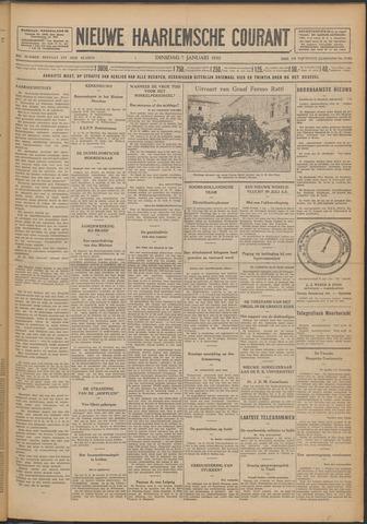 Nieuwe Haarlemsche Courant 1930-01-07