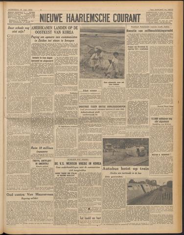 Nieuwe Haarlemsche Courant 1950-07-19