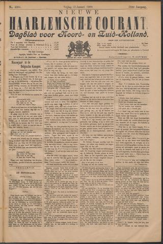Nieuwe Haarlemsche Courant 1900-01-12