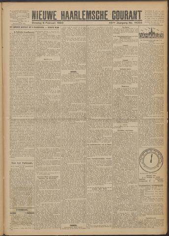 Nieuwe Haarlemsche Courant 1923-02-06