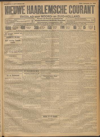 Nieuwe Haarlemsche Courant 1911-09-06