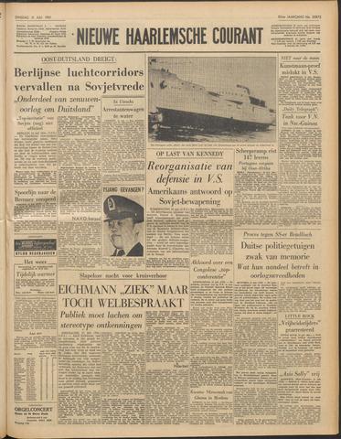 Nieuwe Haarlemsche Courant 1961-07-11