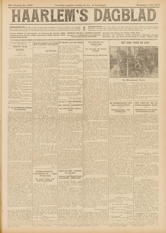 Haarlem's Dagblad 1926-05-05