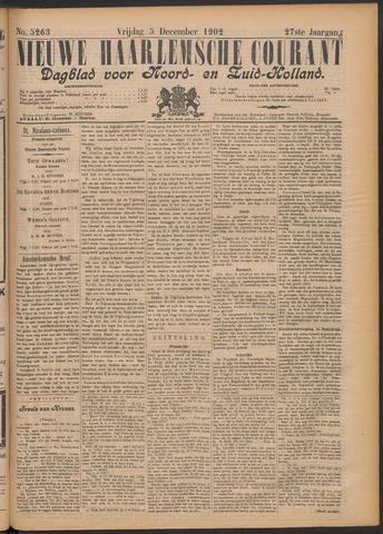 Nieuwe Haarlemsche Courant 1902-12-05