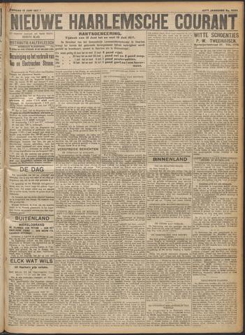 Nieuwe Haarlemsche Courant 1917-06-12
