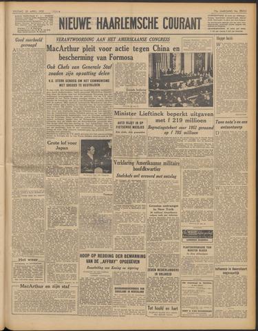 Nieuwe Haarlemsche Courant 1951-04-20