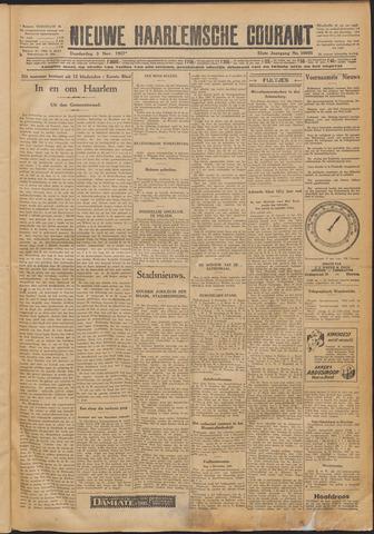 Nieuwe Haarlemsche Courant 1927-11-03