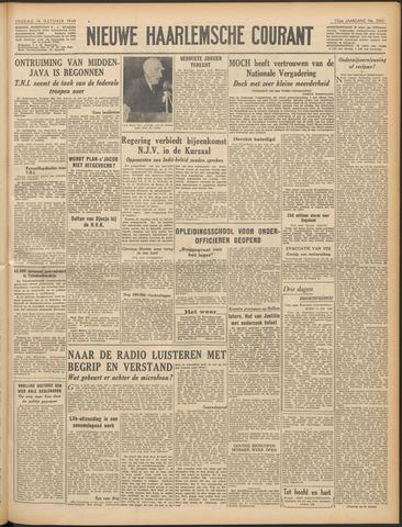 Nieuwe Haarlemsche Courant 1949-10-14