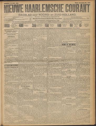 Nieuwe Haarlemsche Courant 1910-11-29