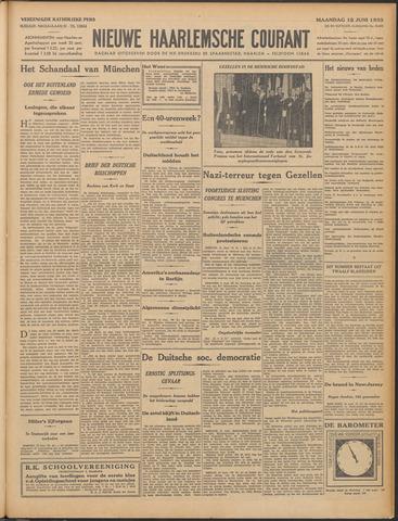 Nieuwe Haarlemsche Courant 1933-06-12