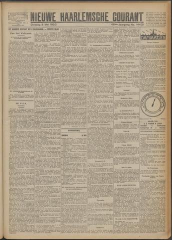 Nieuwe Haarlemsche Courant 1923-05-08