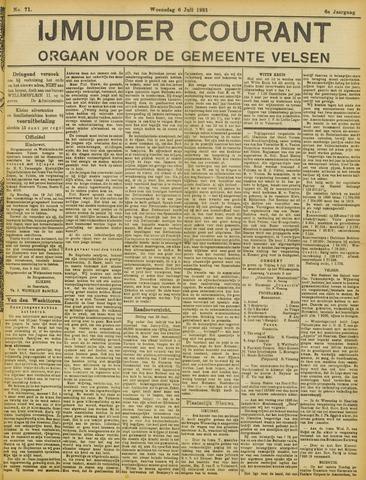 IJmuider Courant 1921-07-06