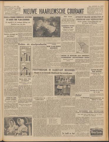 Nieuwe Haarlemsche Courant 1950-06-15
