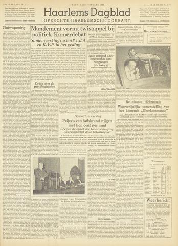 Haarlem's Dagblad 1954-10-06
