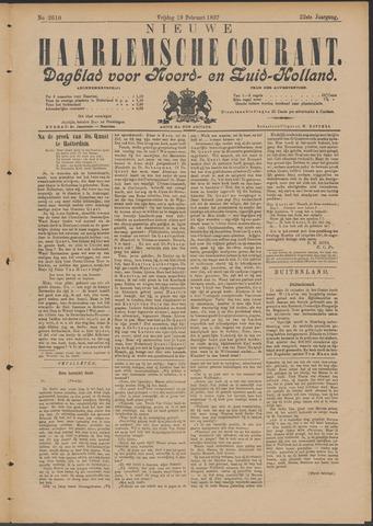 Nieuwe Haarlemsche Courant 1897-02-19