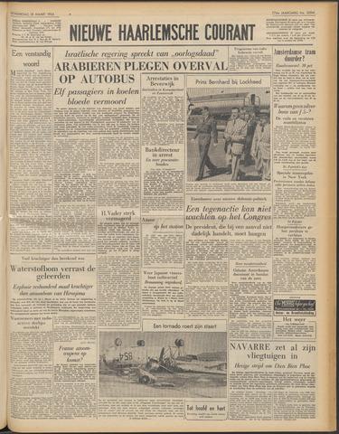 Nieuwe Haarlemsche Courant 1954-03-18
