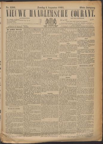 Nieuwe Haarlemsche Courant 1895-08-04