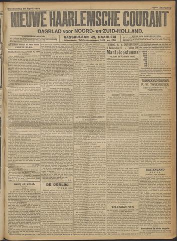Nieuwe Haarlemsche Courant 1916-04-20