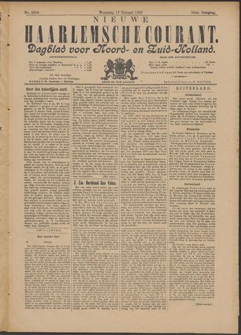 Nieuwe Haarlemsche Courant 1897-02-17