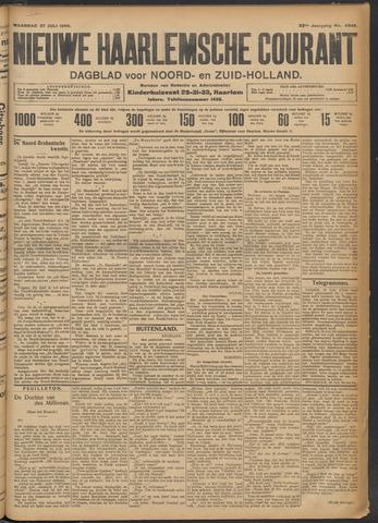 Nieuwe Haarlemsche Courant 1908-07-27