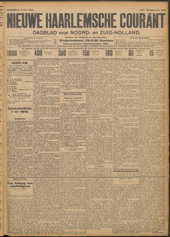 Nieuwe Haarlemsche Courant 1909-07-07