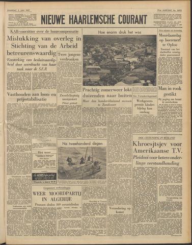 Nieuwe Haarlemsche Courant 1957-06-03