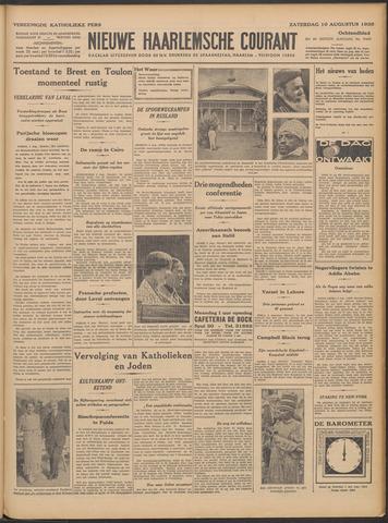 Nieuwe Haarlemsche Courant 1935-08-10