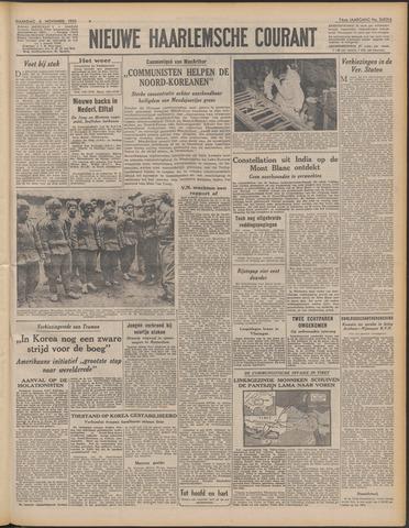 Nieuwe Haarlemsche Courant 1950-11-06