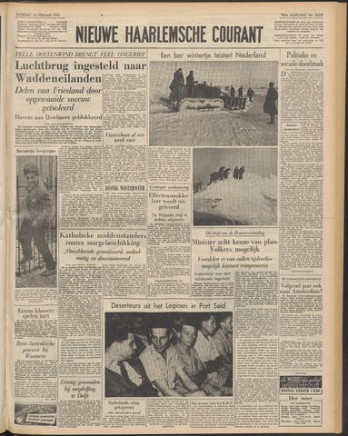 Nieuwe Haarlemsche Courant 1955-02-26