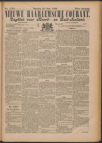 Nieuwe Haarlemsche Courant 1904-06-21