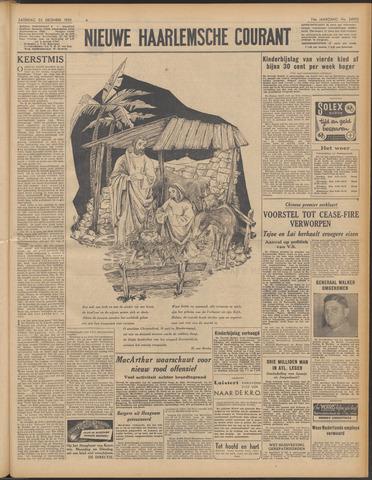 Nieuwe Haarlemsche Courant 1950-12-23