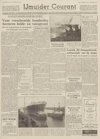 IJmuider Courant 1959-10-19