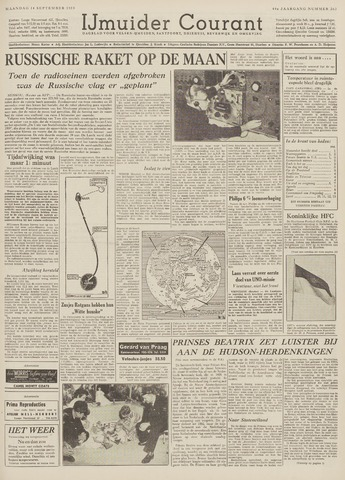 IJmuider Courant 1959-09-14