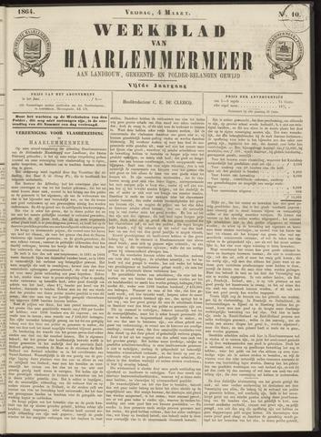 Weekblad van Haarlemmermeer 1864-03-04