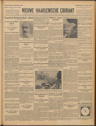 Nieuwe Haarlemsche Courant 1933-06-21