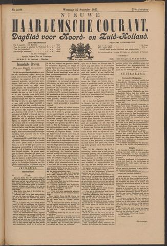 Nieuwe Haarlemsche Courant 1897-09-22