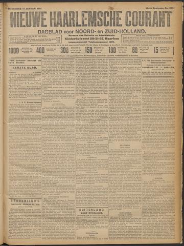 Nieuwe Haarlemsche Courant 1914-01-14