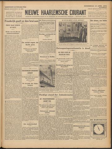 Nieuwe Haarlemsche Courant 1934-04-19