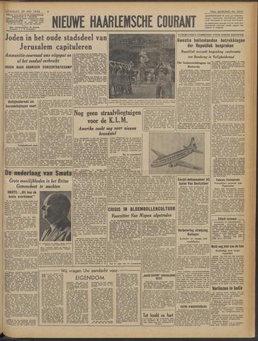 Nieuwe Haarlemsche Courant 1948-05-29