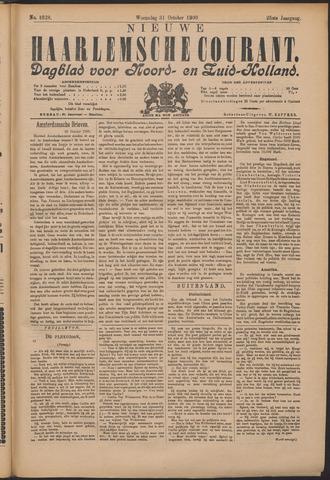 Nieuwe Haarlemsche Courant 1900-10-31