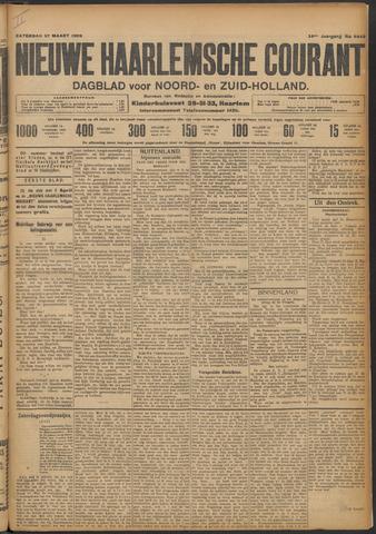 Nieuwe Haarlemsche Courant 1909-03-27
