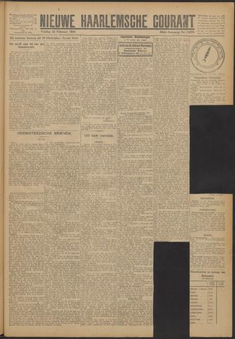 Nieuwe Haarlemsche Courant 1924-02-22