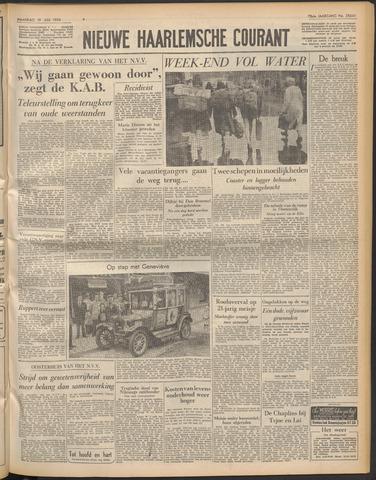Nieuwe Haarlemsche Courant 1954-07-19
