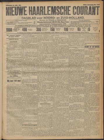 Nieuwe Haarlemsche Courant 1911-01-24