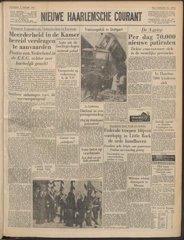 Nieuwe Haarlemsche Courant 1957-10-02