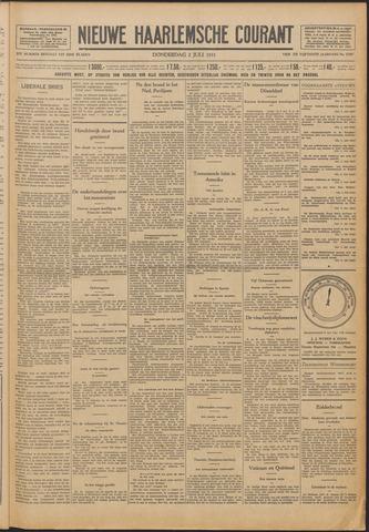 Nieuwe Haarlemsche Courant 1931-07-02